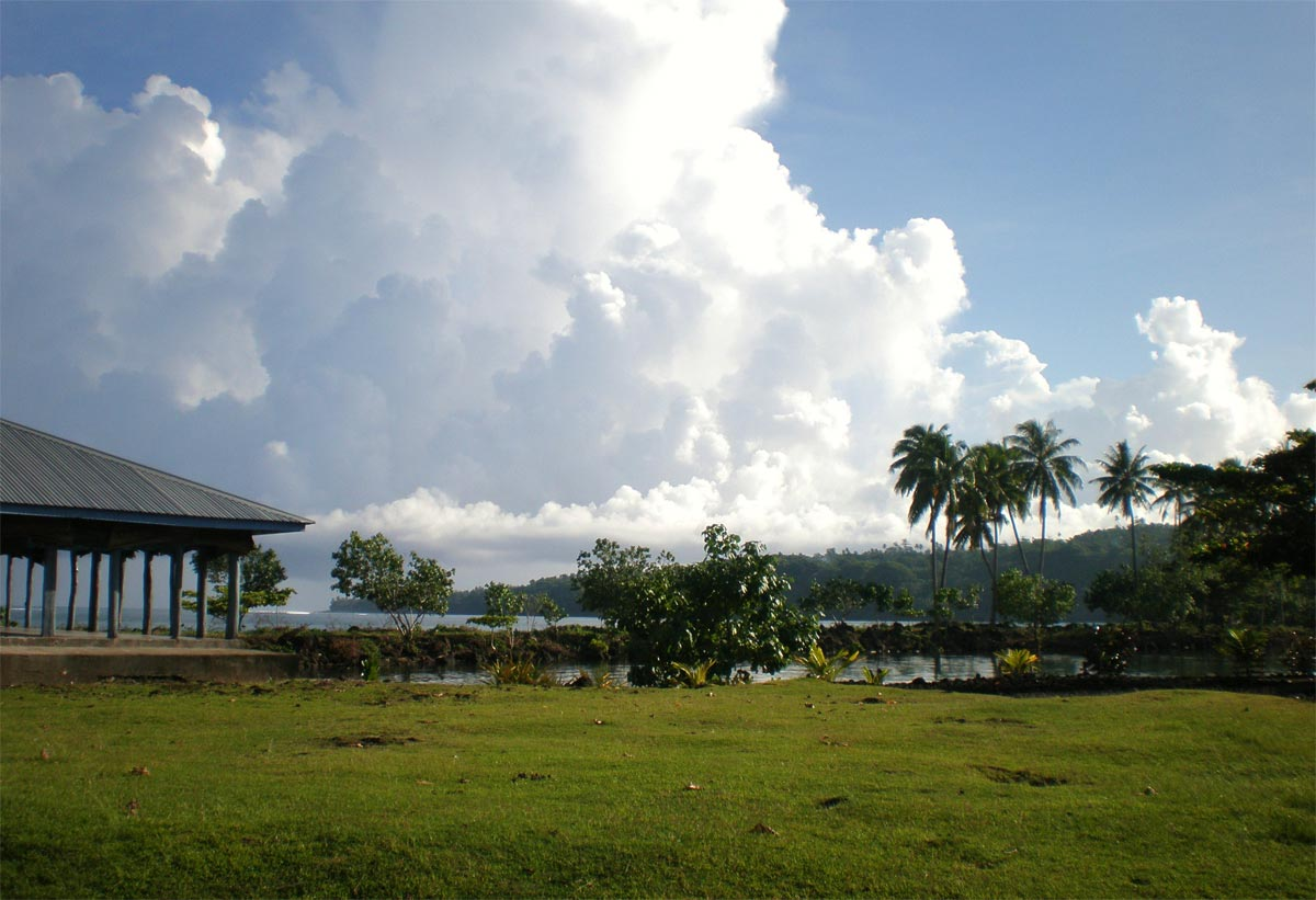Land, Custom and History in Samoa featured image