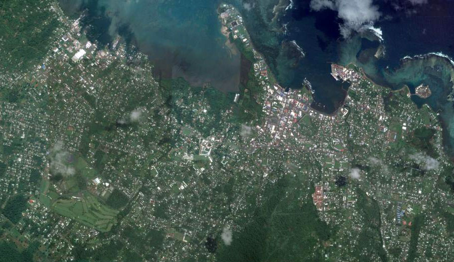 Role of Institutions in Place‐making and Securing Livelihoods for Urban Residents in Samoa